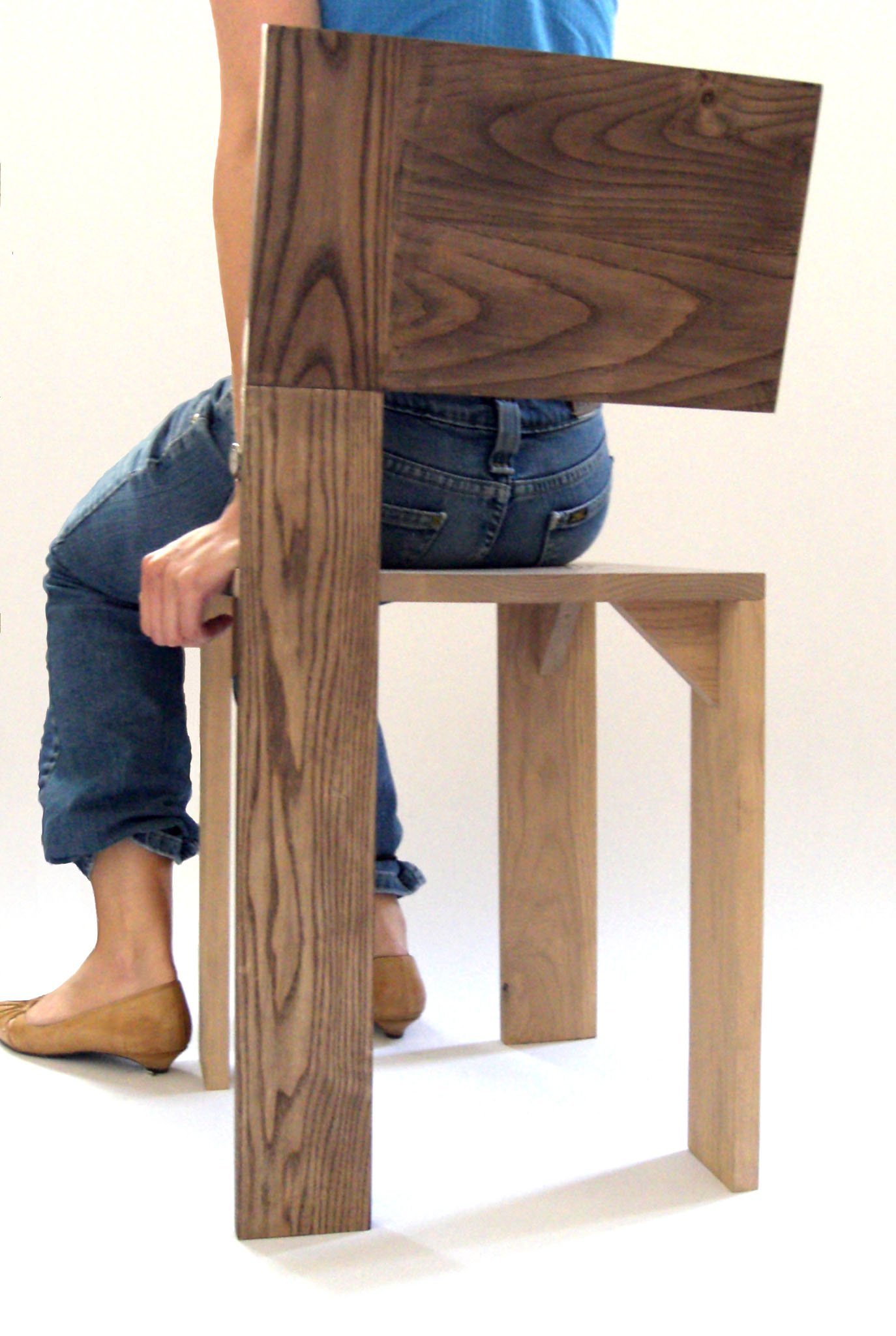 Ryddig Stol - Brenner for Design TJ-92