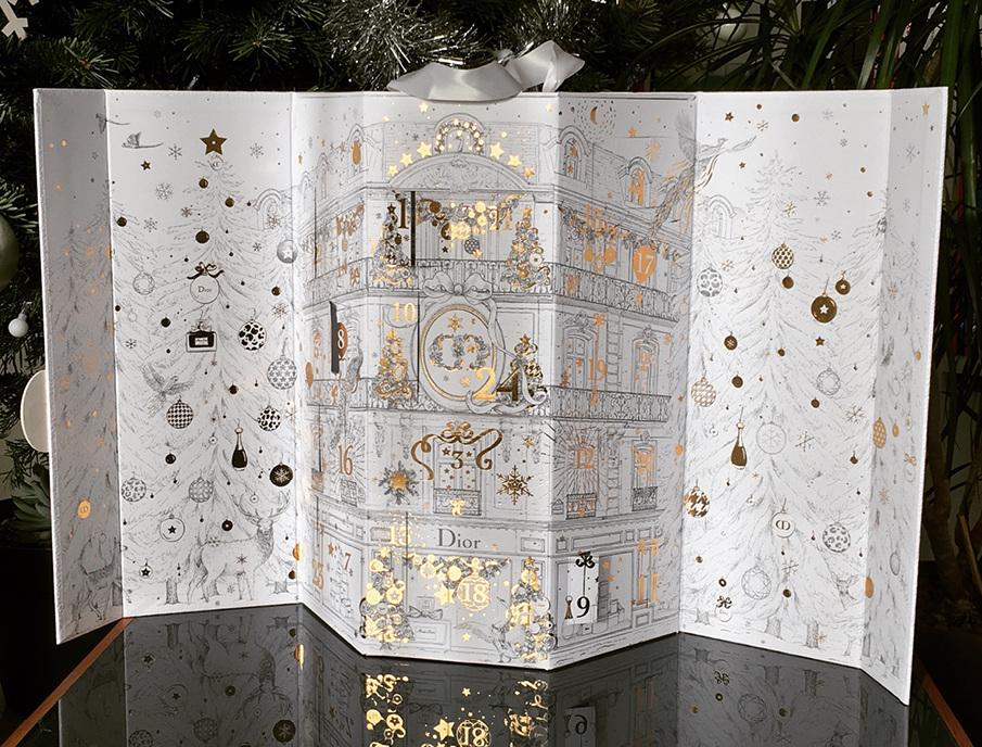 Calendrier De Lavant Dior.Dior Calendrier De L Avent 2017 Broll Prascida