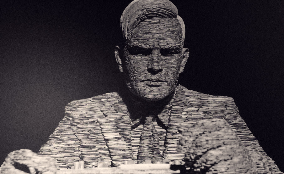 The father of computer science - Turing - Cargo example design