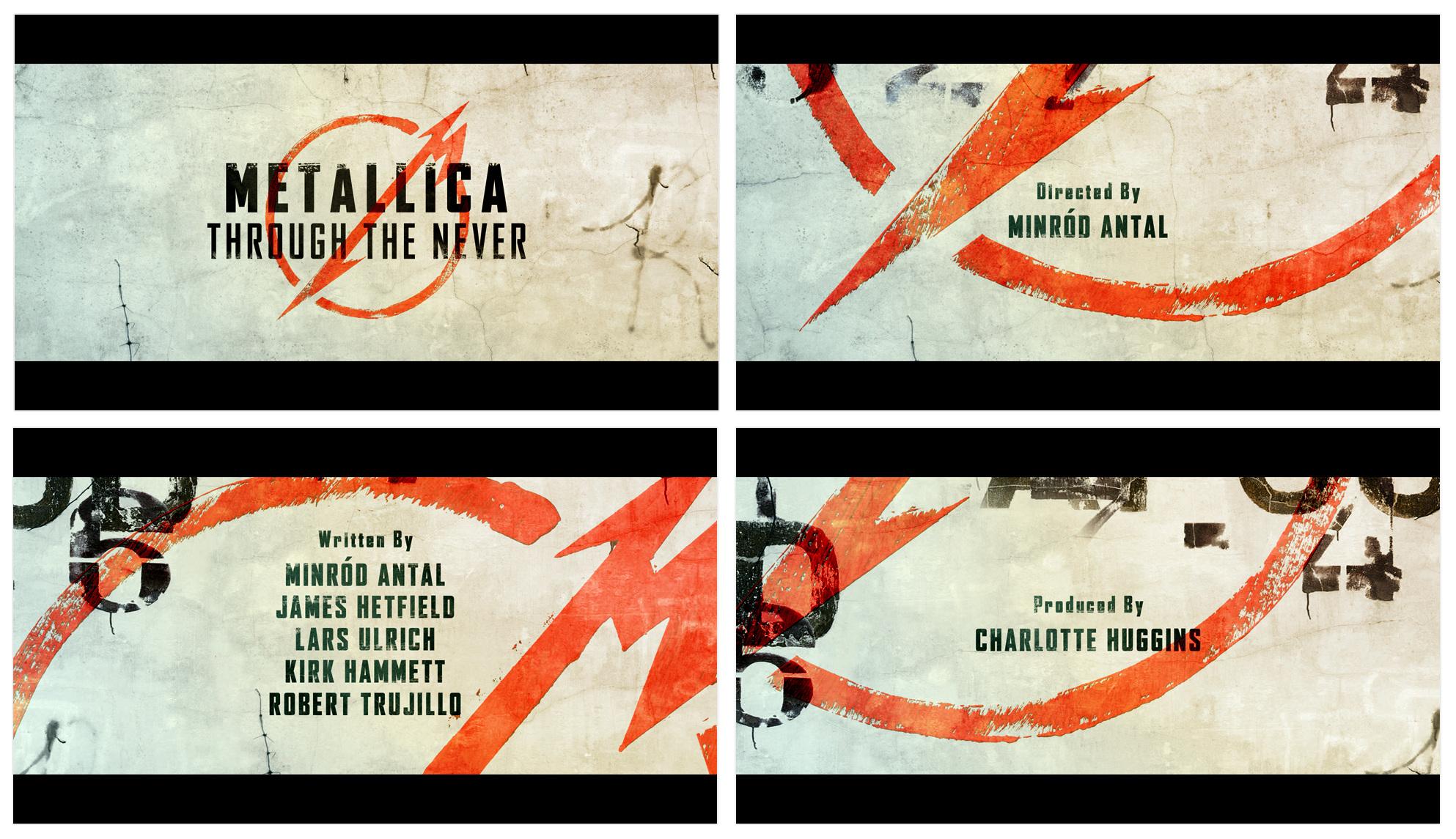 Metallica Through the Never - EJ