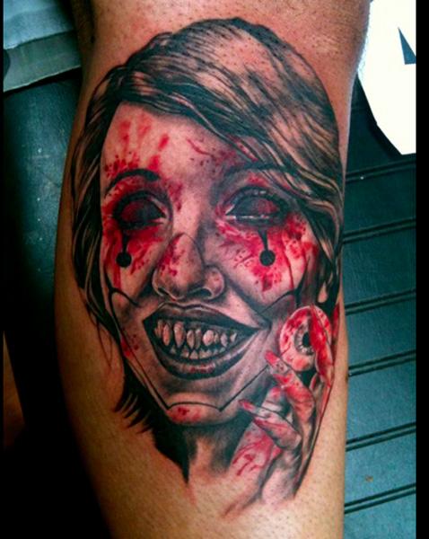 Ryan miranda tattoo artist pleasure pain ink for Painful pleasures tattoo