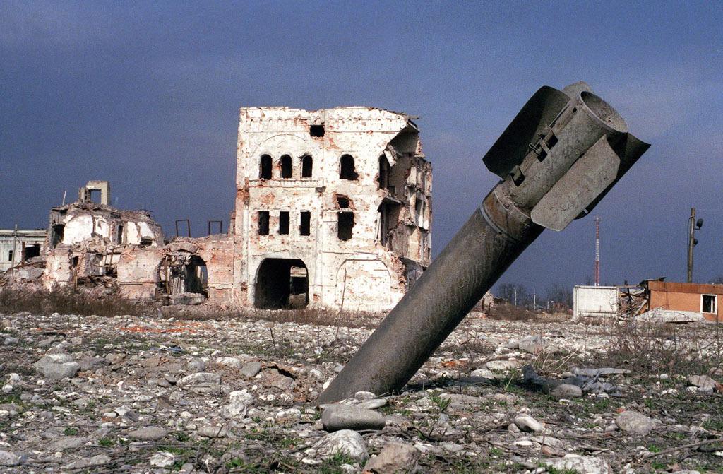 nuncalosabre.Eric Bouvet - Chechenia (1995-2000)