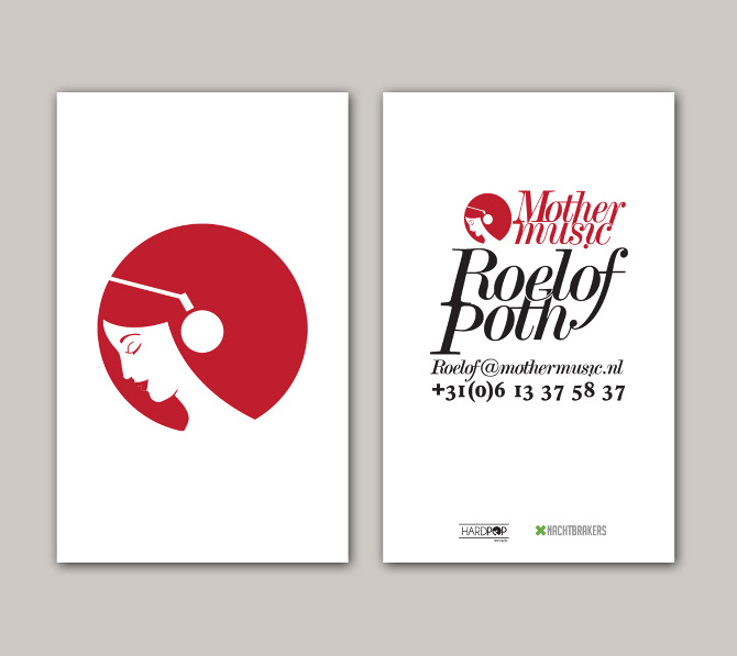 Mother Music corporate identity - suzanneallewelt com - Personal network