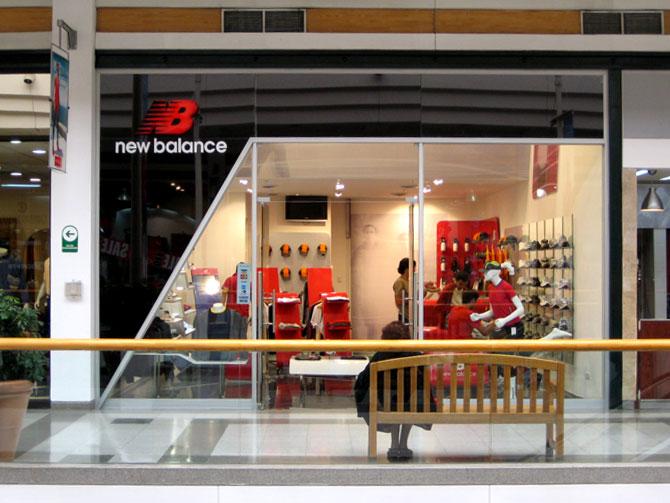 tiendas de zapatillas new balance chile