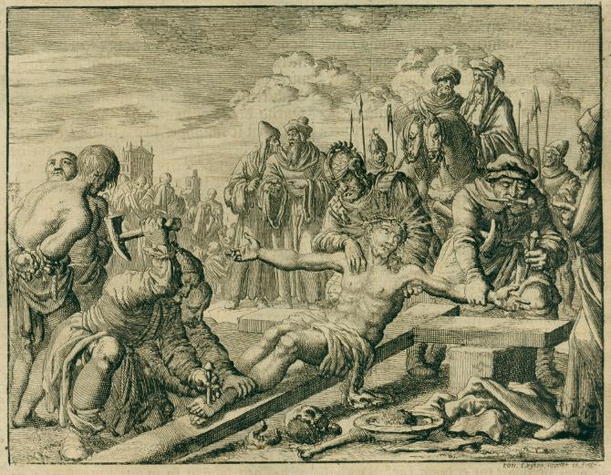 Religious Persecutions By Jan Luyken Kunstkabinett