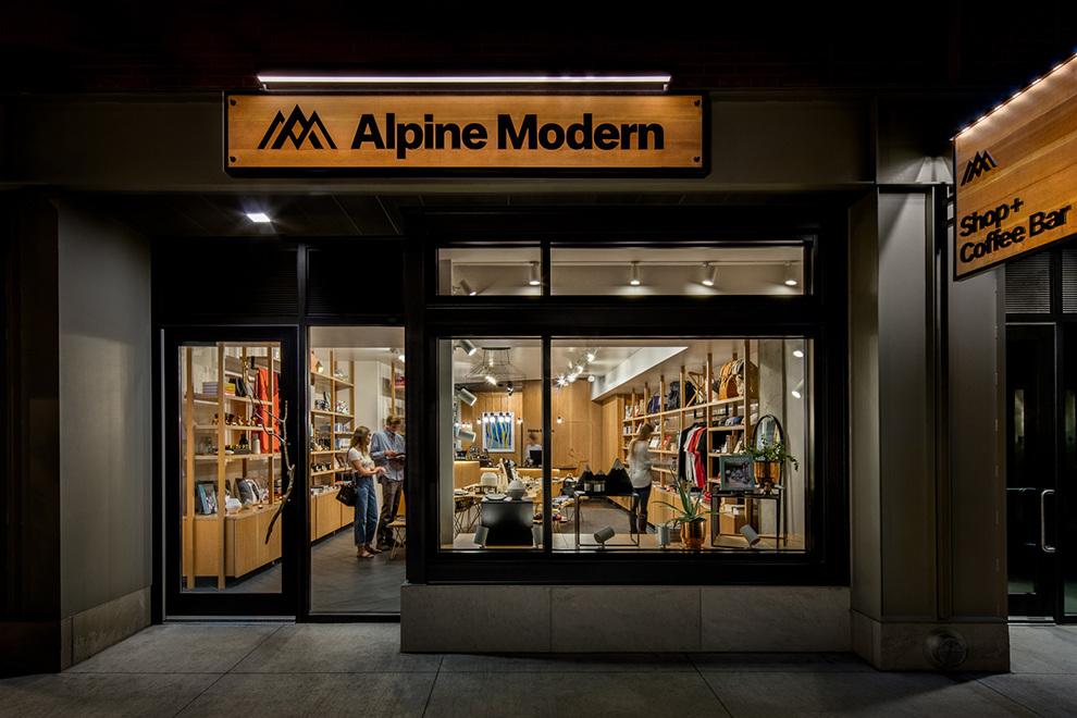 Alpine Modern Tres Birds