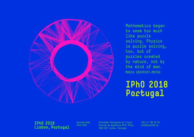 IPhO 2018 - Joana Monteiro