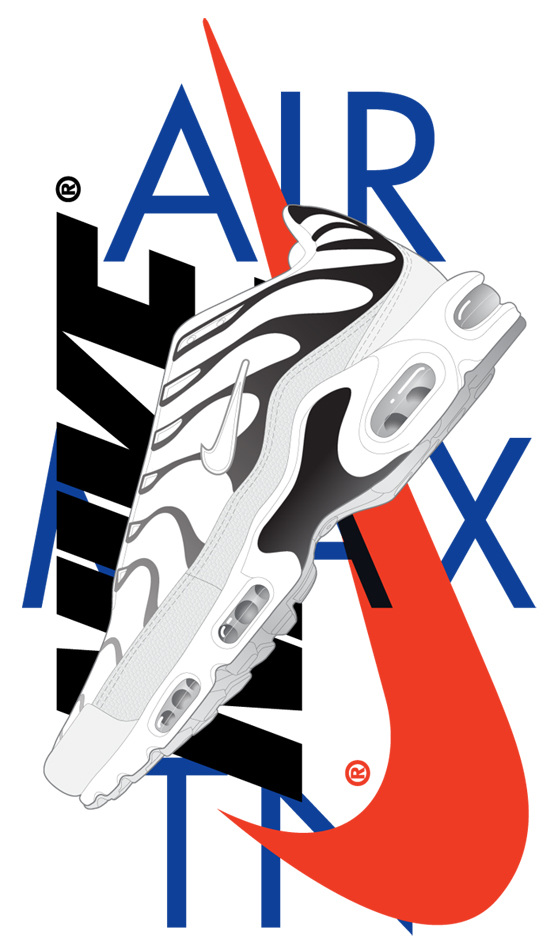 Nike Air Max TN - Phil Parcellano - Design, Photography, and ...