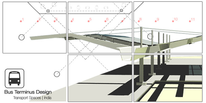 bus terminal design thesis