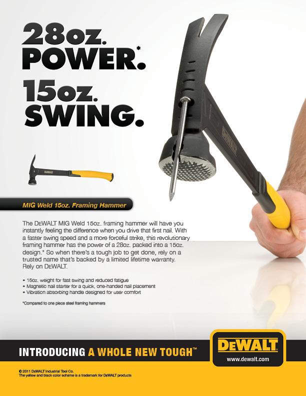 DeWalt Hand Tool Launch - Michael Ackerson