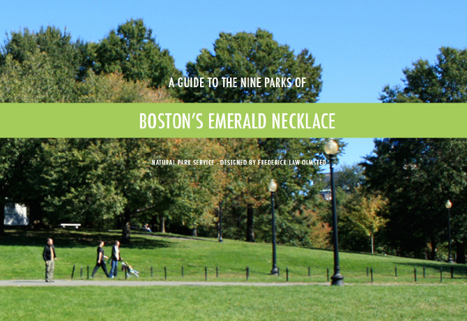 Boston's Emerald Necklace - Molly Halligan