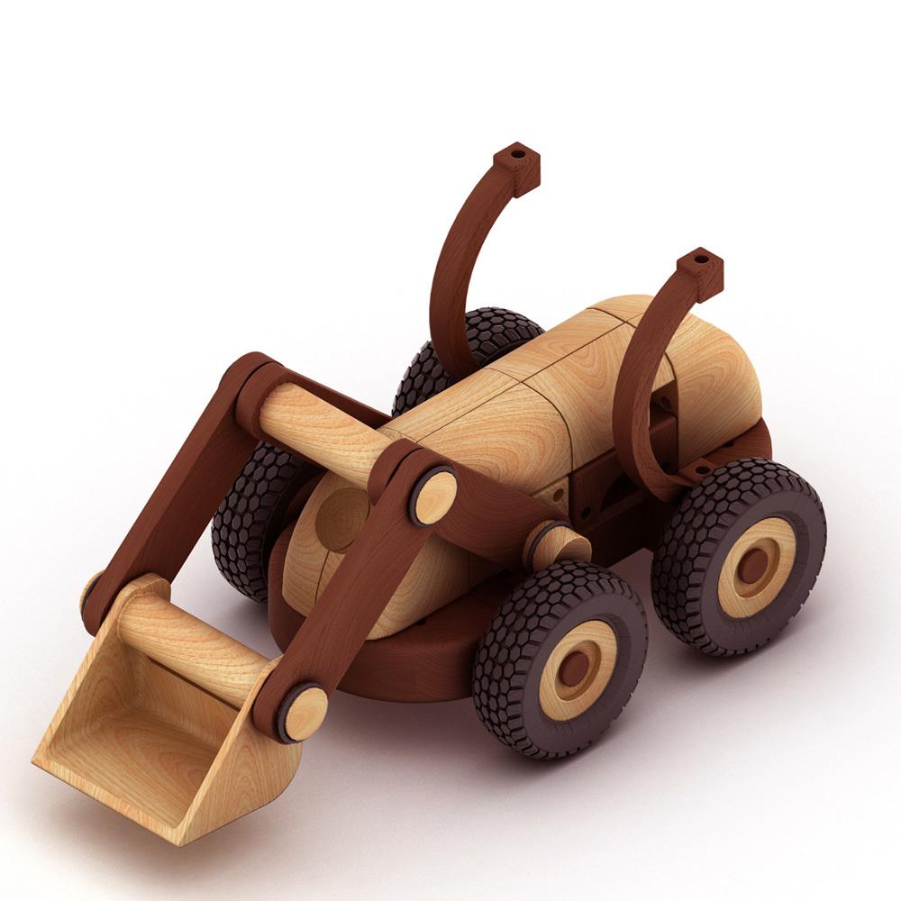 Wooden Toys Toys For Joys : Woodentoy sebastian russ