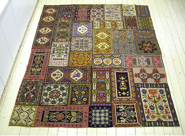 Rugs Katarina Brieditis Textile Design