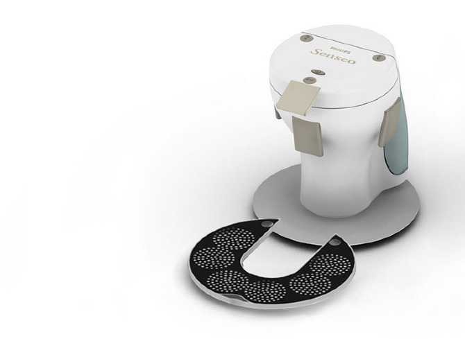 how to use senseo coffee machine
