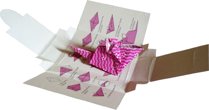 Origami Packaging Design Georgina Hill