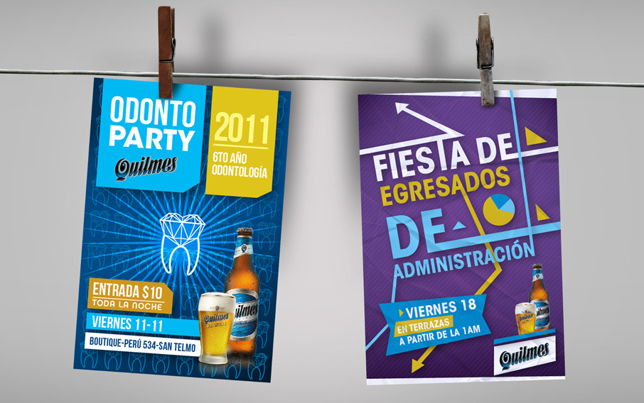 Flyers Fiestas Dianethm Personal Network