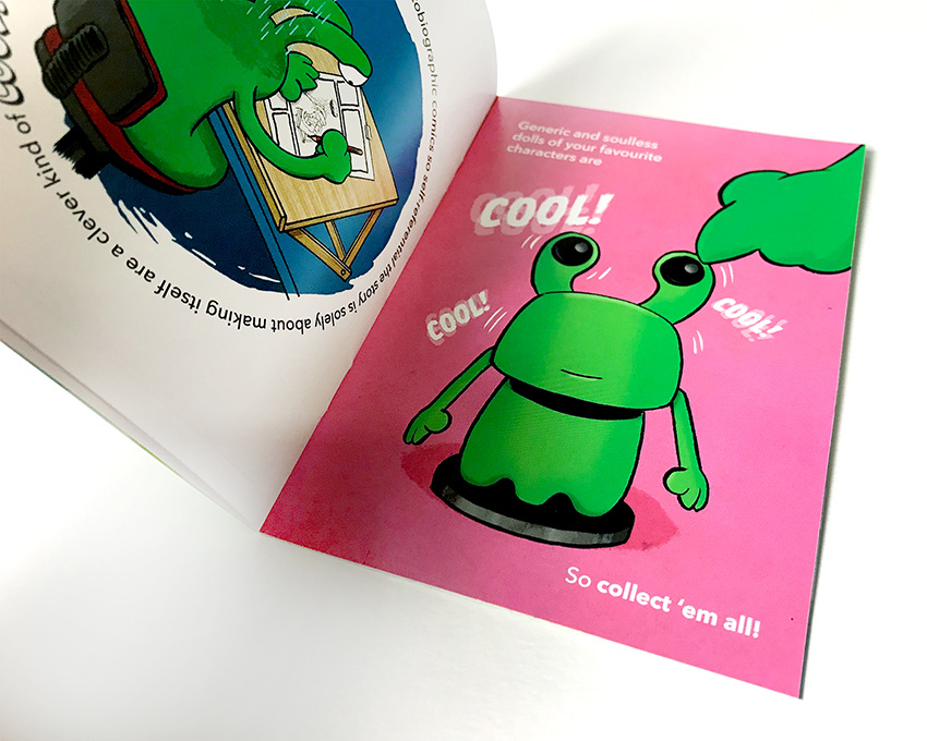 The Little Blop Book of COOL! - Alex Hahn Illustrator