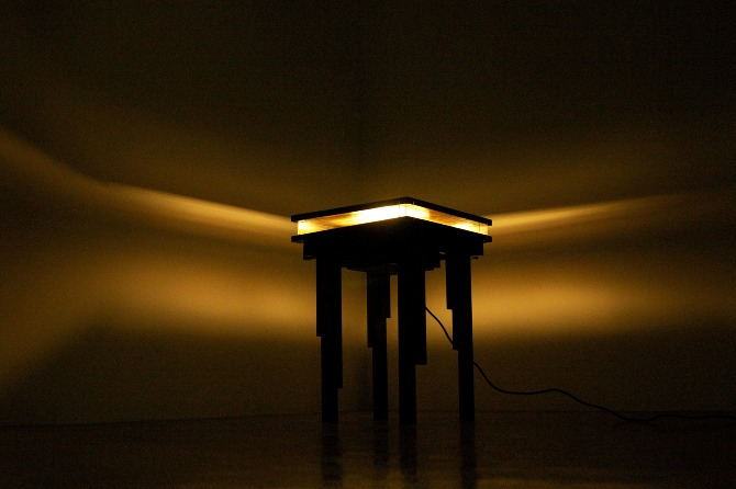 end table lamp luke long design