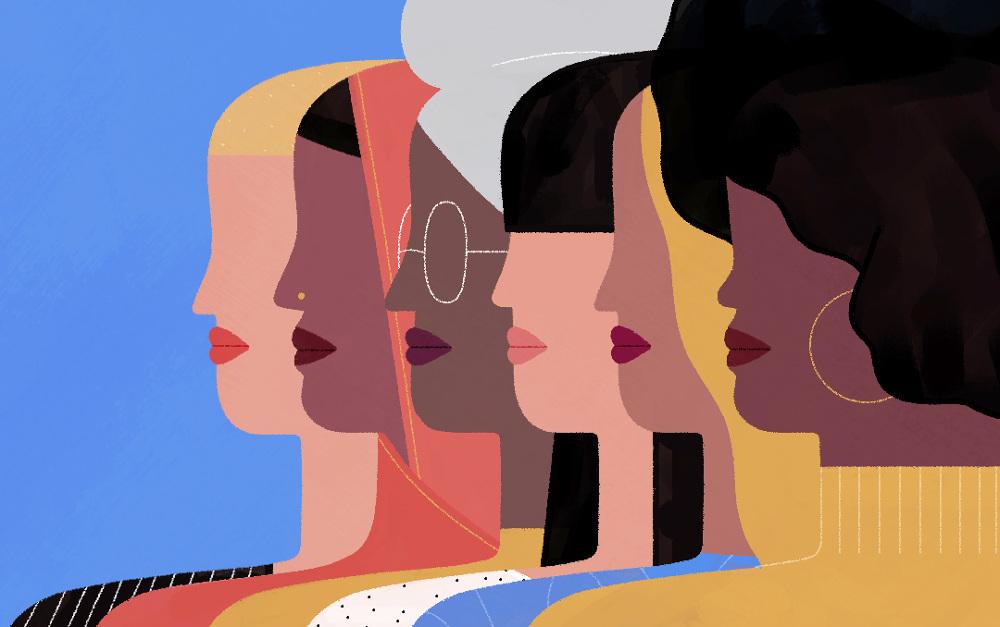 Αποτέλεσμα εικόνας για illustration woman