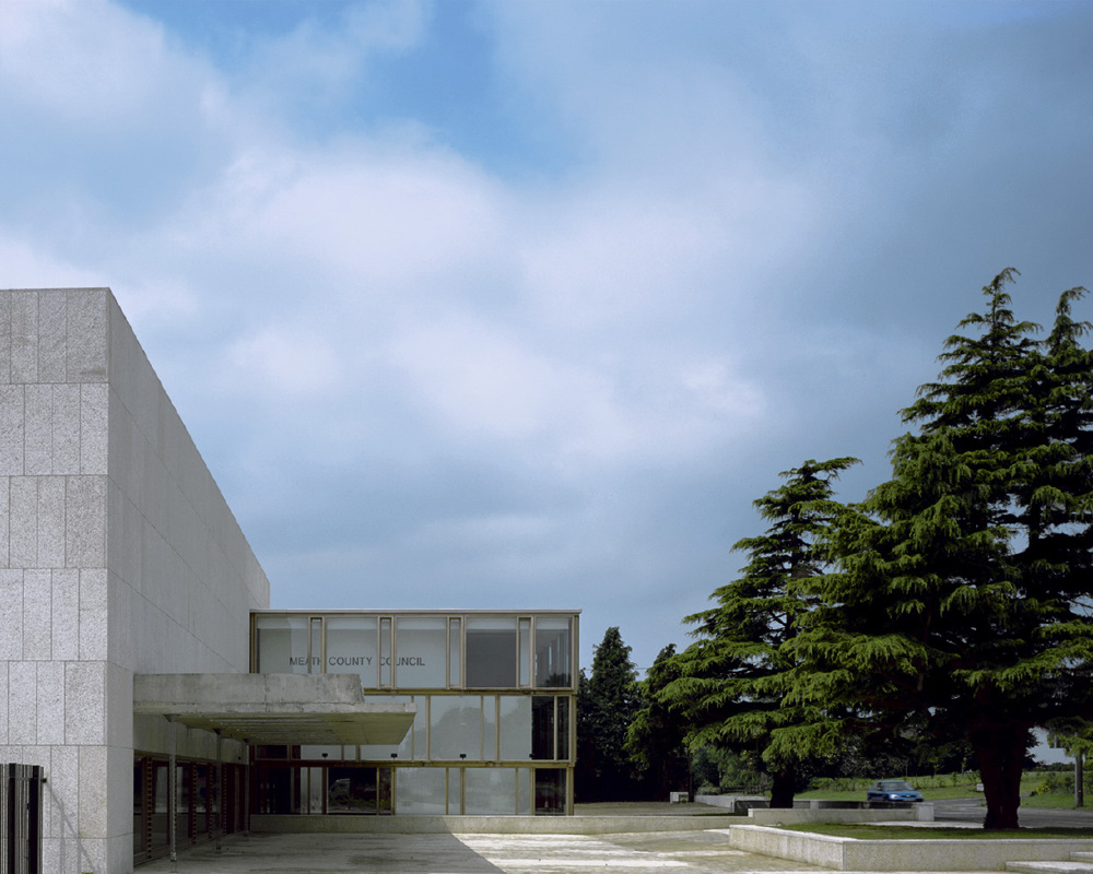 Dunshaughlin Civic Offices - Grafton Architects