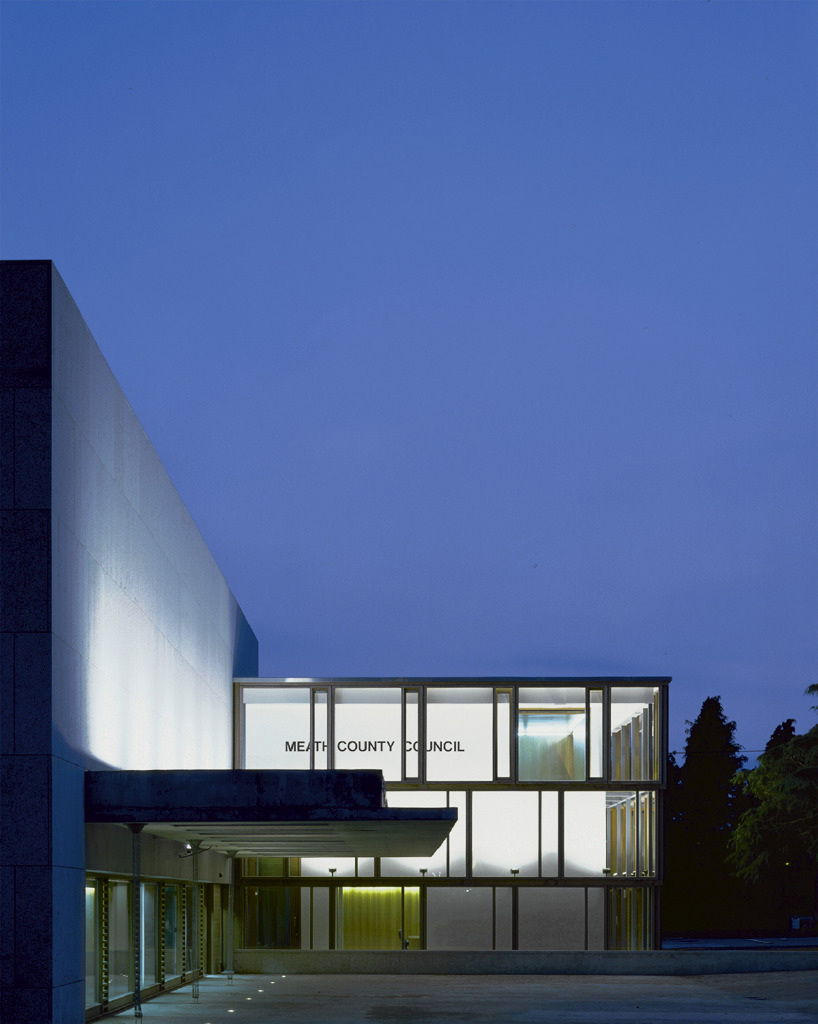 The Long House, Dublin - Grafton Architects