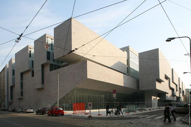 Universita luigi bocconi grafton architects for Sede bocconi milano
