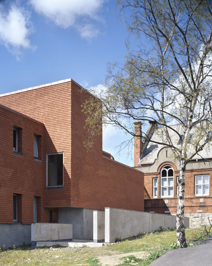 Small Spaces Architects Dublin Ireland Houses: Urban Institute Of Ireland