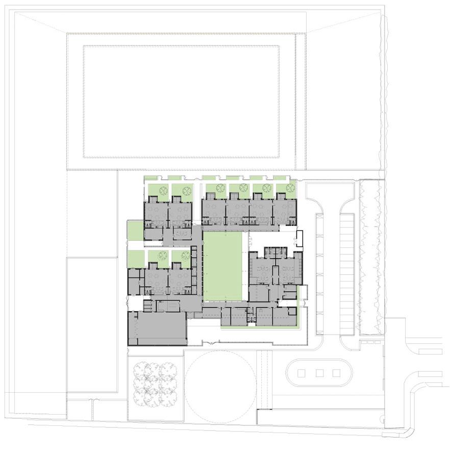 North Kildare Educate Together School Grafton Architects