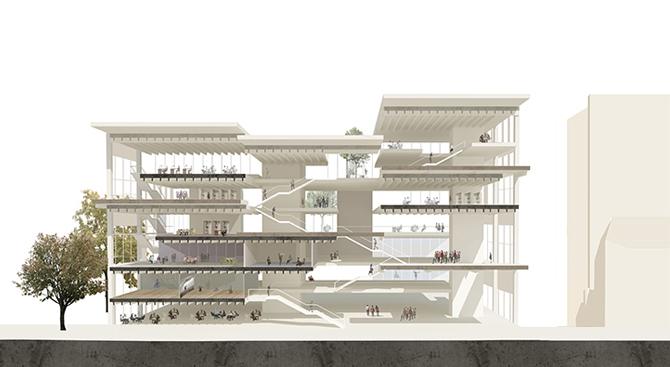 Outstanding Kingston University London Grafton Architects Download Free Architecture Designs Scobabritishbridgeorg