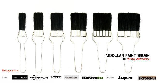 modular paint brush