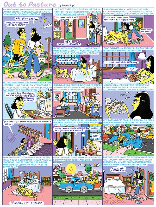 Lanugo #1 - August Lipp