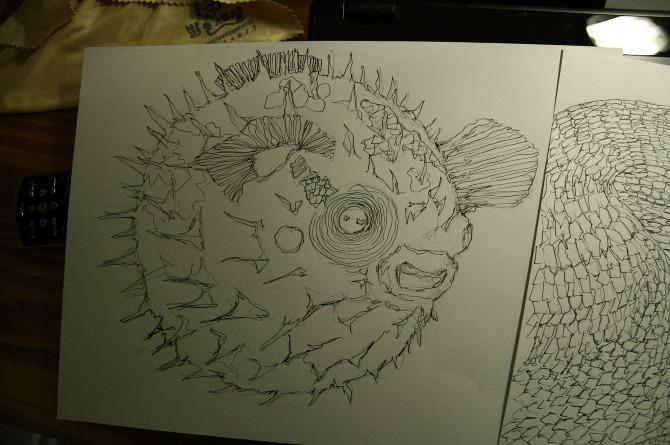 Drawings - Hoonmotion