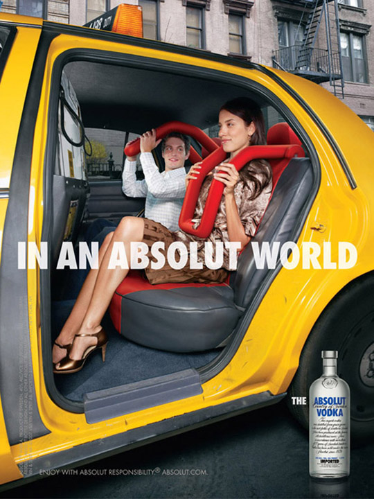 vodka in an absolut world World's best vodka it's anybody's guess  its rights to the russian vodka after its absolut  the crowded world of vodka over the course.