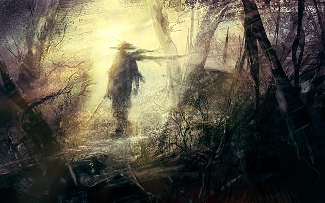 [ Kenshi no monogatari ~ L'histoire de Kenshiro Hiruko ] Forest-samurai11%20copy%20copysharp