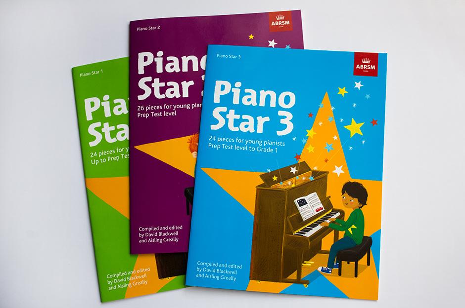 ABRSM - Piano Star - www katebenjamin com