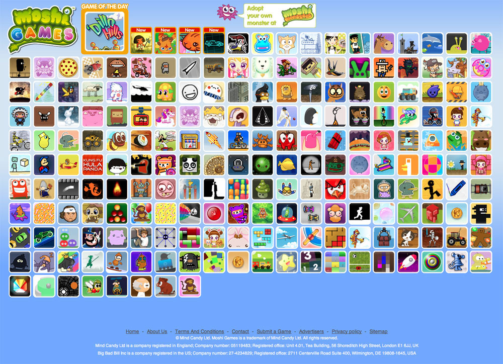Moshi Monsters wwwwhatwhatcouk