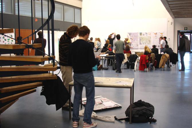 Technische universit t berlin for Technische universitat berlin architektur