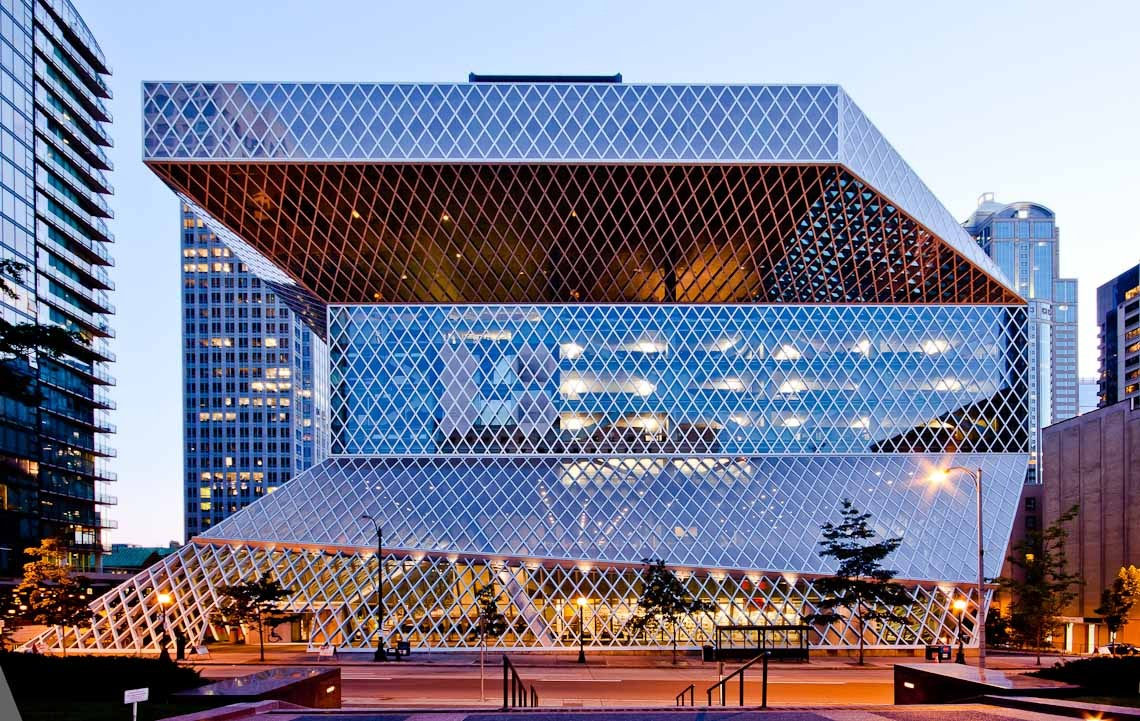 Seattle Public Library Scott Norsworthy