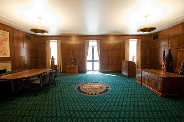 Oregon State Capitol Governors Suite Laurel Danielson Portfolio