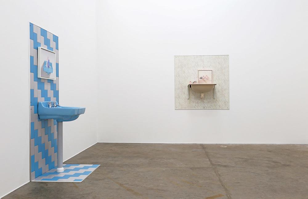 blue rinse - Emily Hartley-Skudder