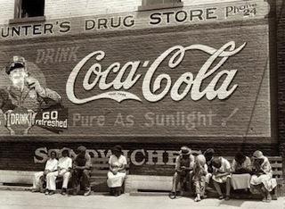 History - Coca-cola - Personal network
