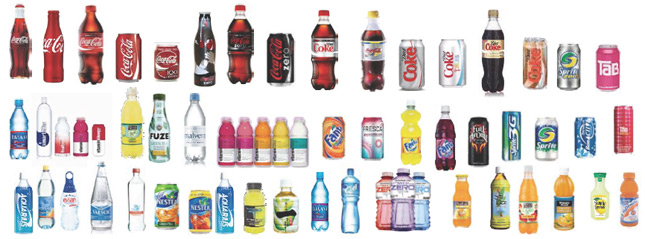 Product Line - Marketing | Coca-Cola