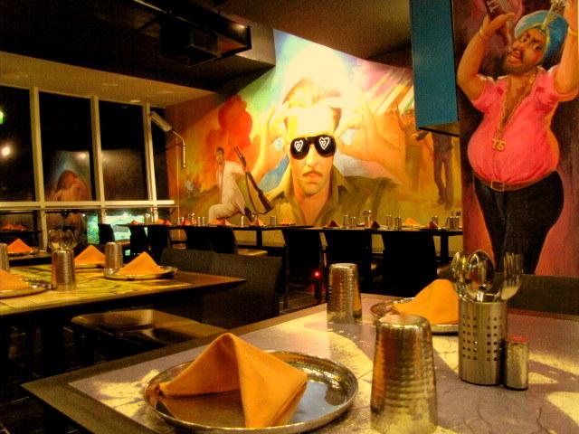 Oye Dhaba: Stylization of an Indian Theme Restaurant ...