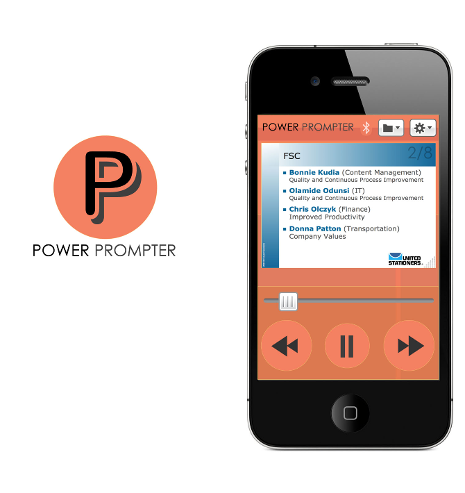 Power Prompter - csanderscreative - Personal network