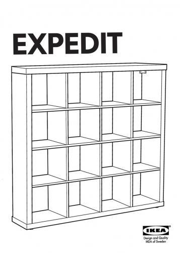 sports shoes ad83d b044c IKEA Expedit Bookshelf - Germany