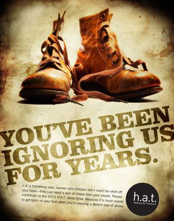 H A T Ads Posters Johnnytalisman Portfolio