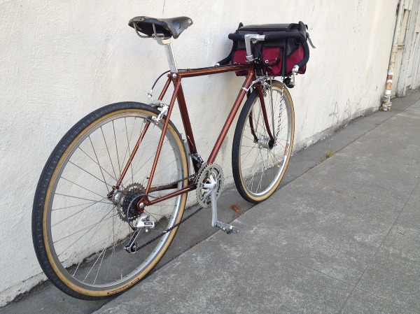 Miyata 650b Randonneur Brazen Bicycles
