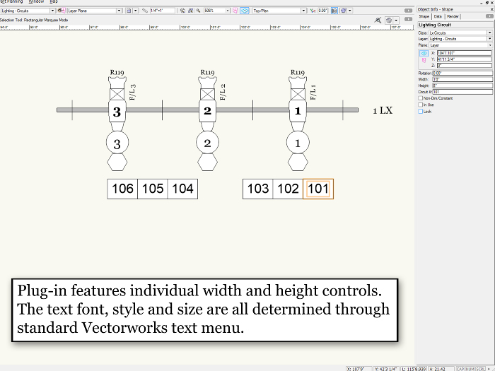 Vectorworks Plug Ins J Cogs Design