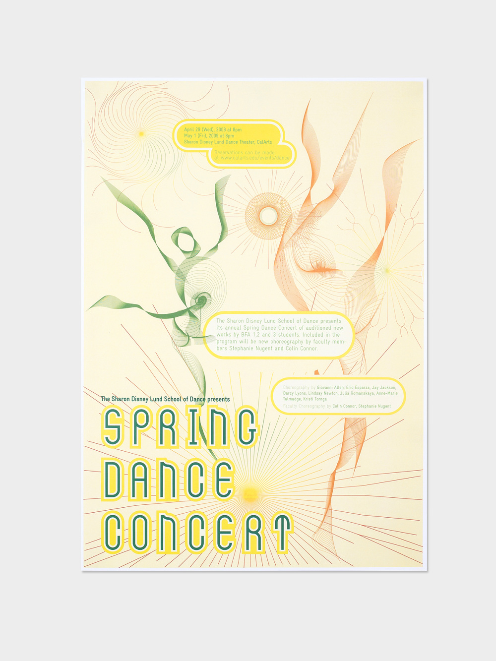 Spring Dance Concert - seanyoon