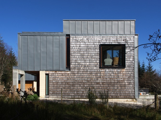 Loch Maree Rural Design Architects Isle Of Skye And
